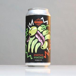 バスクランドブルーイング ピンチョピンチョ(Basqueland Brewing PINTXO PINTXO)