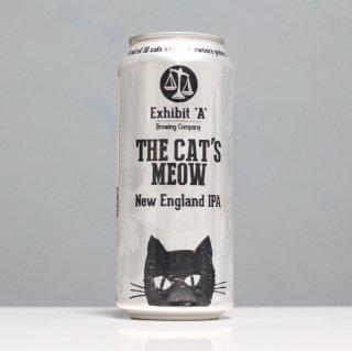 エグジビット エーブルーイング ザキャッツミャオ(Exhibit 'A' Brewing THE CAT'S MEOW)