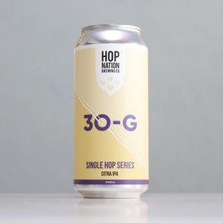 ホップネーション 30G シングルホップシリーズ シトラ(HOP NATION 30G Single Hop Series CITRA)