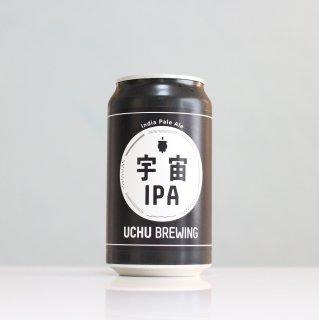 うちゅうブルーイング 宇宙IPA(UCHU Brewing UCHU IPA)