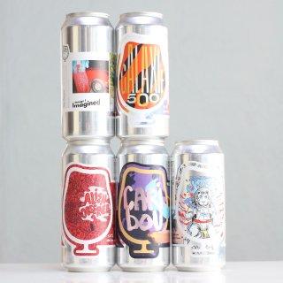 フォームブルワーズ 2021年4月輸入分 5種セット(Foam Brewers Full set 2021.04 Import)