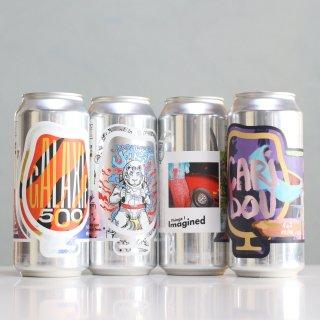 フォームブルワーズ 2021年4月輸入分 IPA4種セット(Foam Brewers IPA set 2021.04 Import)