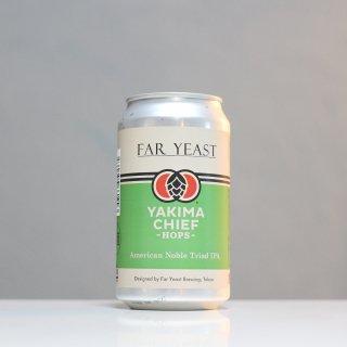 【4/24(土)入荷予定】ファーイーストブルーイング アメリカンノーブルトライアドIPA(Far Yeast Brewing American Noble Triad IPA)