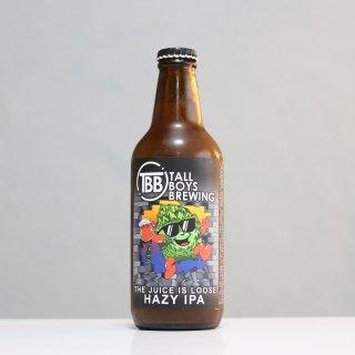 トールボーイズブルーイング ザジュースイズルーズ(Tall Boys Brewing The Juice Is Loose Hazy IPA)