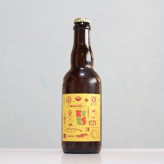 アップライトブルーイング アイヴス6(Upright Brewing Ives 6)