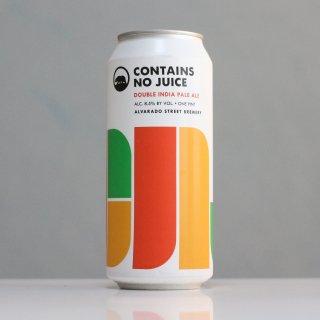 アルヴァラードストリートブルワリー コンテインズノージュース(Alvarado Street Brewery Contains No Juice)