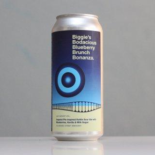 アルヴァラードストリートブルワリー ビッギーズボーディシャス(Alvarado Street Biggie's Bodacious Blueberry Brunch Bonanza)