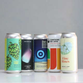 アルヴァラードストリートブルワリー 2021年4月来日 5種セット(Alvarado Street Brewery SET 2021.04 Import)