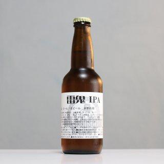 鬼伝説ビール 雷鬼IPA(ONI DENSETSU BEER RAIKI IPA)