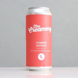 スーパーフラックス ザクリーマリー ストロベリーチーズケーキ(Superflux Beer Co The Creamery)