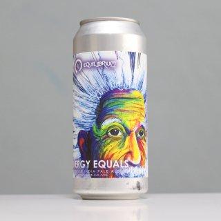 【缶ダメージあり値引き】イクイリブリウム エナジー イコールズ(Equilibrium Brewrey Energy Equals Imperial IPA)