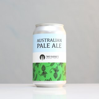トゥーラビッツ オーストラリアンペールエール(TWO RABBITS Brewing Australian Pale Ale)
