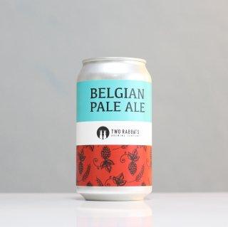 トゥーラビッツ ベルジャンペールエール(TWO RABBITS Brewing Belgian Pale Ale)