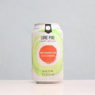 ローンパイン ハードセルツァー ウォーターメロンキューカンバー(Lone Pine Hard Seltzer Watermelon Cucumber)