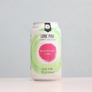 ローンパイン ハードセルツァー ラズベリーライム(Lone Pine Hard Seltzer Raspberry Lime)
