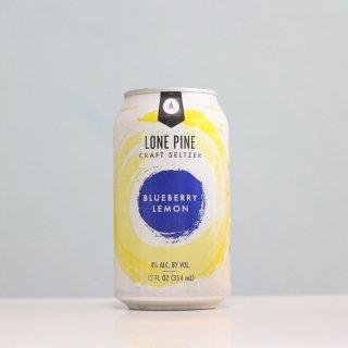 ローンパイン ハードセルツァー ブルーベリーレモン(Lone Pine Hard Seltzer Blueberry Lemon)