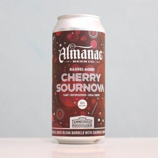 アルマナック バレルエイジドチェリーサワーノヴァ(Almanac Barrel-aged Cherry Sournova)