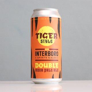 インターボロ×KCBC タイガースタイル(Interboro×KCBC Tiger Style)