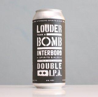 インターボロ ラウダーザンアボム(Interboro Louder Than A Bomb)