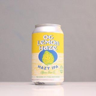 アルパイン オージーレモンヘイズ(Alpine OG Lemon Haze)