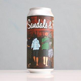 ストゥープ サンダルズ&フランネルズ(Stoup Sandals & Flannels)