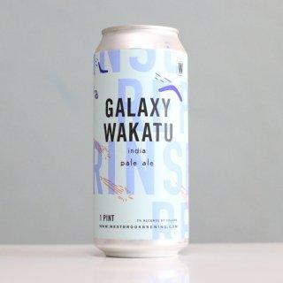 ウェストブルック リンスリピート ギャラクシー&ワカツ(Westbrook Rinse/Repeat Galaxy & Wakatu)