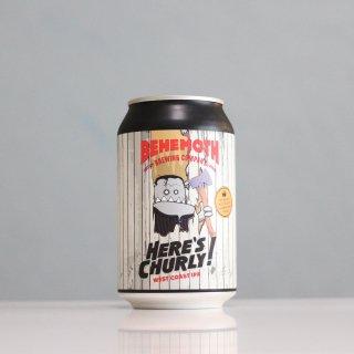 ベヘモスブルーイング ヒアーズチャーリー(BEHEMOTH Brewing Here's Churly)