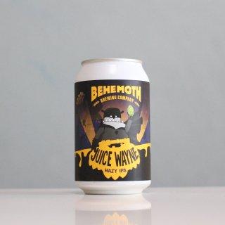 ベヘモスブルーイング ジュースウェインヘイジー(BEHEMOTH Brewing Juice Wayne Hazy)
