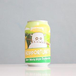 ベヘモスブルーイング ホッポチュニティー ダブルIPA(BEHEMOTH Brewing Hopportunity-DIPA)