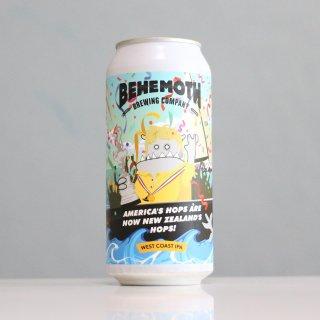 ベヘモスブルーイング アメリカズホップスアーナウ NZ's ホップス(BEHEMOTH Brewing America's Hops are now NZ's Hops)