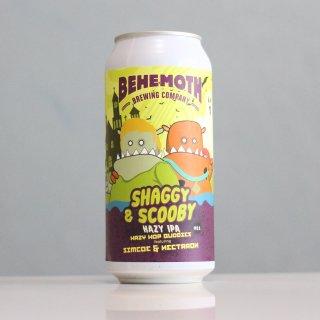 ベヘモスブルーイング ホップバディーズ#11 シャギー&スクービー(BEHEMOTH Brewing Hop Buddies #11 Shaggy&Scooby)