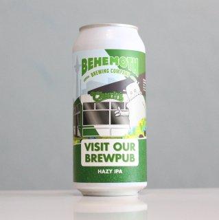 ベヘモスブルーイング ビジットアワーブリューパブ(BEHEMOTH Brewing Visit our brewpub)