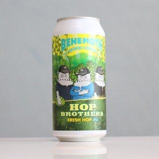 ベヘモスブルーイング ホップブラザーズ(BEHEMOTH Brewing Hop Brothers)
