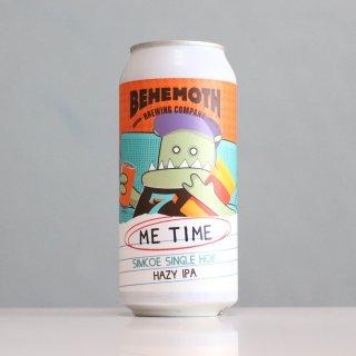 ベヘモスブルーイング ミータイムシムコー(BEHEMOTH Brewing Me time Simcoe)