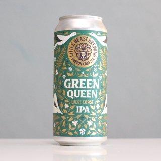 リトルビーストブルーイング グリーンクィーン(LITTLE BEAST Brewing Green Queen)