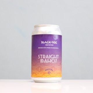 【6/19(土)入荷予定】ブラックタイドブルーイング ストレートアイダホ7(Black Tide Brewing BTB Straight Idaho7)