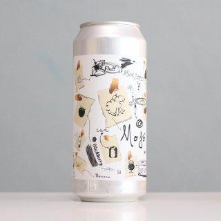 バーバー モジョ バナナブラックカラント(BaaBaa Brewhouse Mojo  Banana, Black Current,Blackberry, Fluff, and Coffee)
