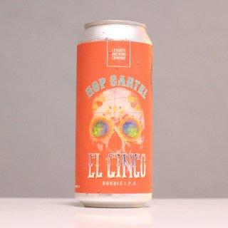 【在庫入れ替え値引き】レヴァンテ ホップカルーテル エルスィンコ(Levante Hop Cartel El Cinco)