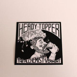 ジ アルケミスト ヘディトッパー ステッカー(THE ALCHEMIST Heady Topper Sticker)