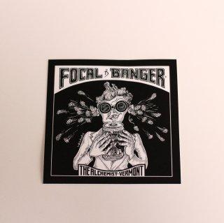 ジ アルケミスト フォーカルバンガー ステッカー(THE ALCHEMIST Focal Banger Sticker)