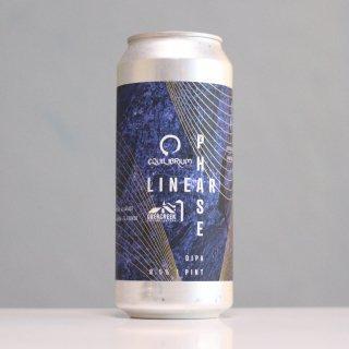 イクイリブリウム×オバークリーク リニアフェイズ(Equilibrium Brewrey×Obercreek Brewing Linear Phase DIPA)