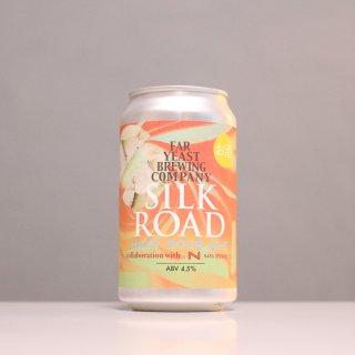 ファーイーストブルーイング×奈良醸造 シルクロード(Far Yeast Brewing×NARA Brewing Silk Road )