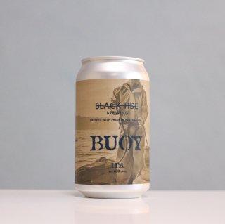ブラックタイドブルーイング ブイ(Black Tide Brewing BTB Buoy)