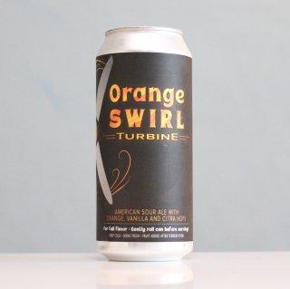 エナジーシティ オレンジスゥワールタービン(Energy City Orange Swirl Turbine)