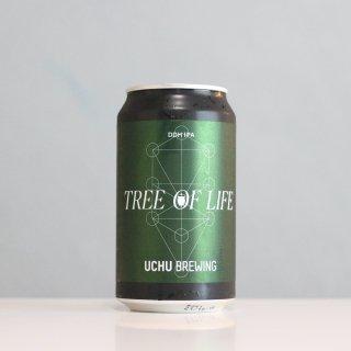 うちゅうブルーイング ツリーオブライフ 缶(UCHU Brewing TREE OF LIFE CAN)