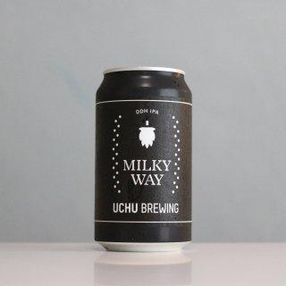 うちゅうブルーイング ミルキーウェイ 缶(UCHU Brewing MILKYWAY CAN)