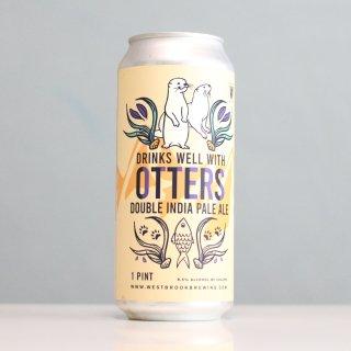 ウェストブルック ドリンクスウェルウィズオッターズ(Westbrook Drinks Well With Otters)