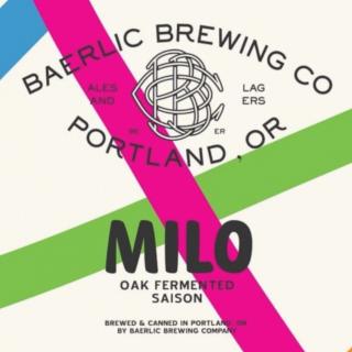 【7/31(土)入荷予定】バーリックブルーイング マイロ(BAERLIC Brewing Milo)