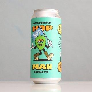 バーリック ホップマン ティールエディション(BAERLIC Brewing  Hop Man