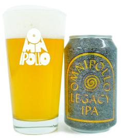 【7/31(土)入荷予定】オムニポロ レガシーIPA(Omnipollo Legacy IPA)